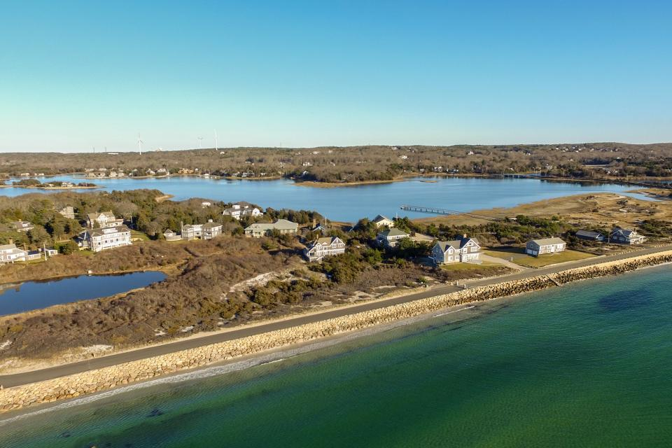 Beauty and the Beach on Chapoquoit Island  - Falmouth Vacation Rental - Photo 50