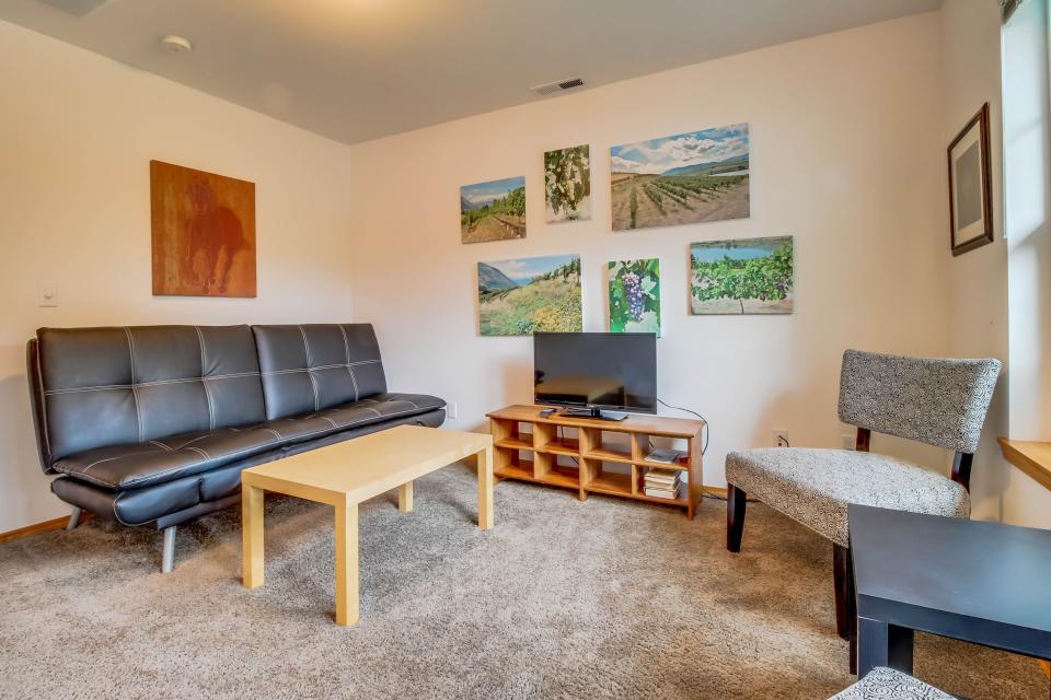 Wapato Ridge: Cascade Hideaway (235) - Manson Vacation Rental