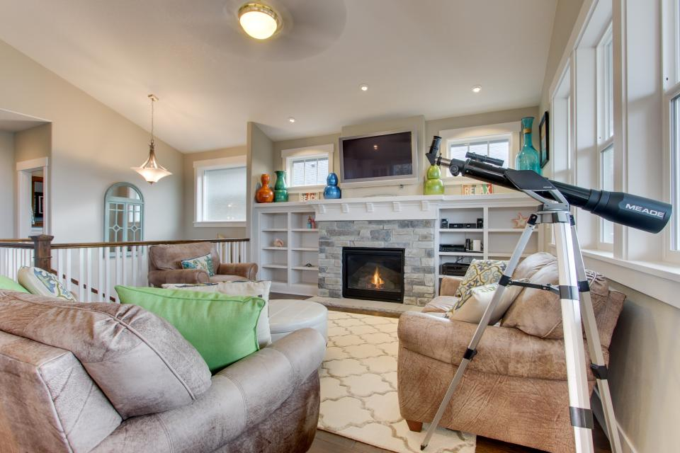 Happy-Ours Beach House - Cannon Beach Vacation Rental - Photo 21