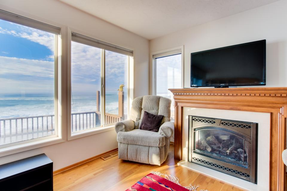 Ocean's Song - Gleneden Beach Vacation Rental - Photo 7