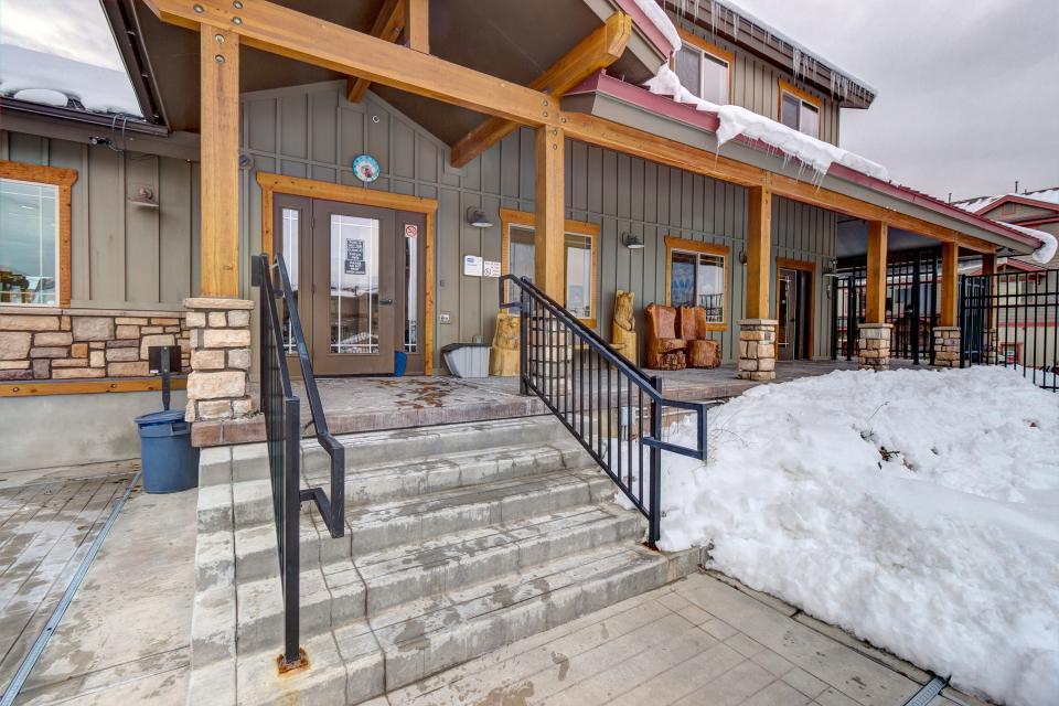 Cozy Bear Hollow Condo - Park City Vacation Rental - Photo 46