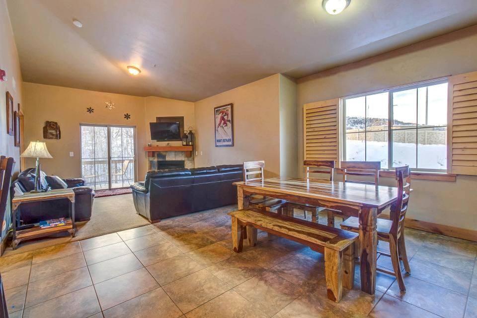 Cozy Bear Hollow Condo - Park City Vacation Rental - Photo 10