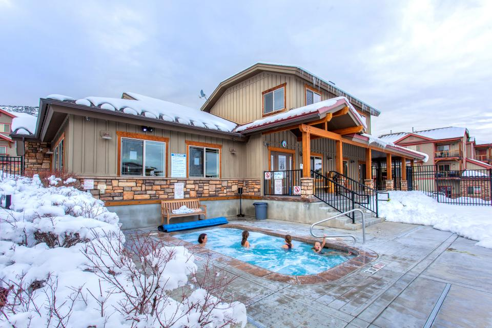 Bobsled Townhome with Private Hot Tub - Park City Vacation Rental - Photo 40