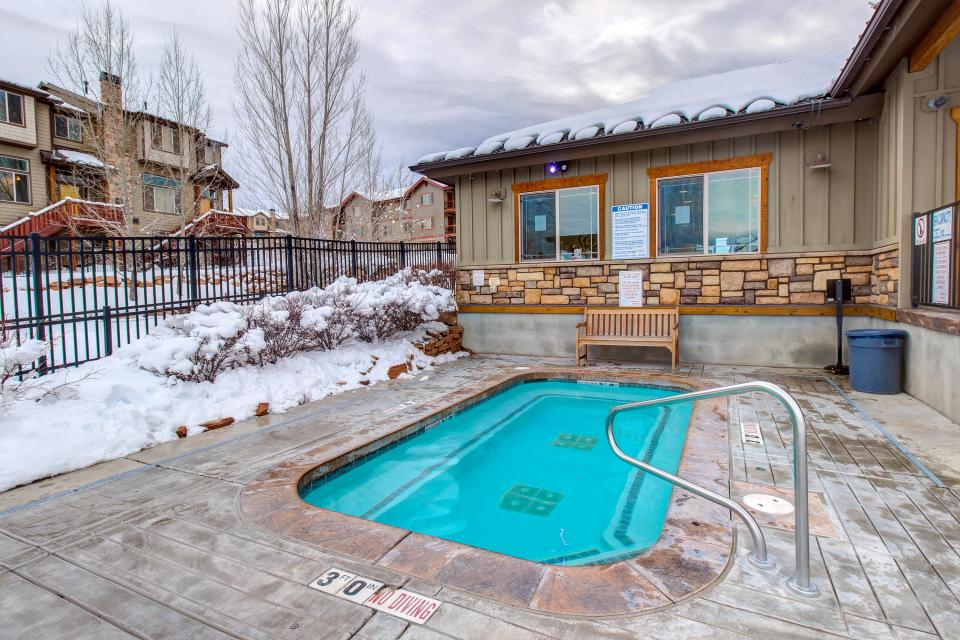 Bobsled Townhome with Private Hot Tub - Park City Vacation Rental - Photo 41