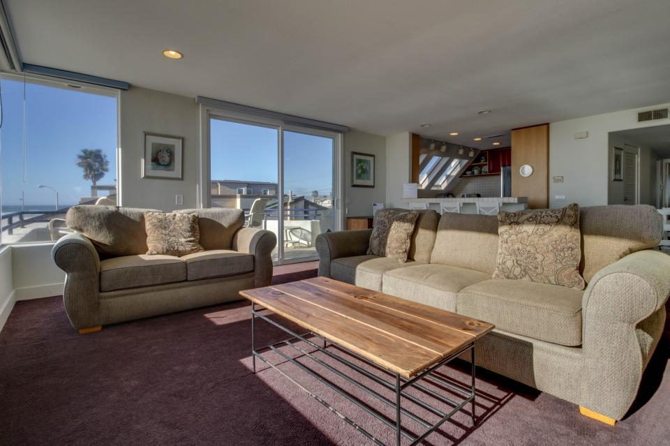 South Mission Oceanfront - San Diego Vacation Rental - Photo 2