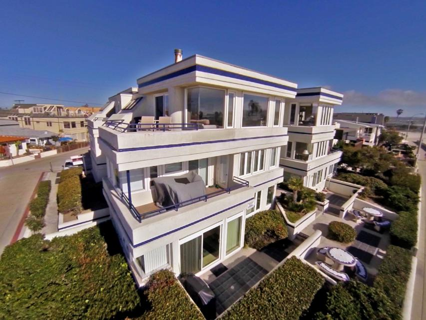 South Mission Oceanfront - San Diego Vacation Rental - Photo 1