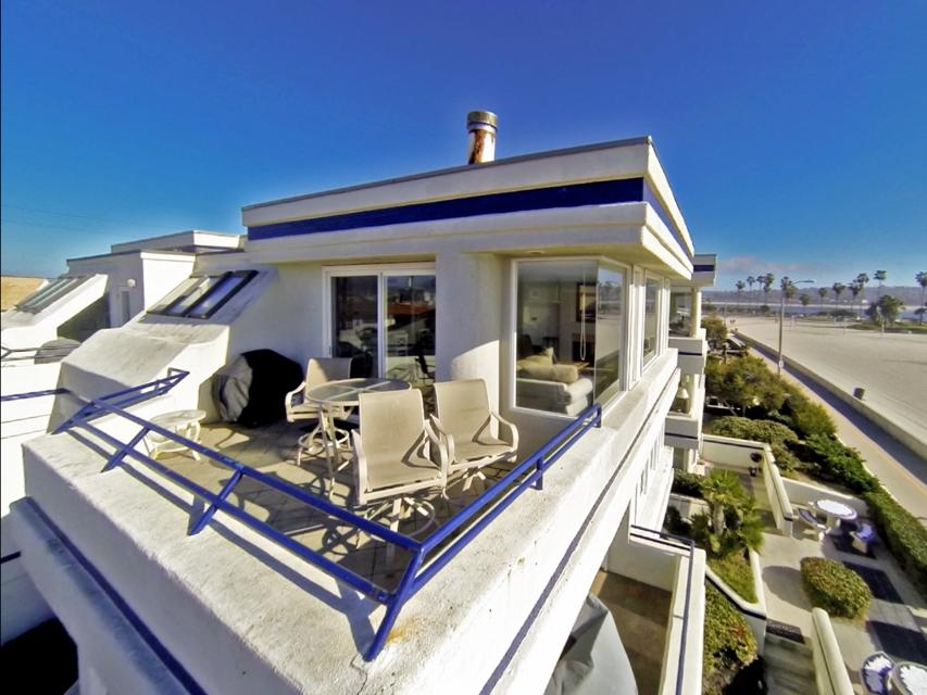 South Mission Oceanfront - San Diego Vacation Rental - Photo 7