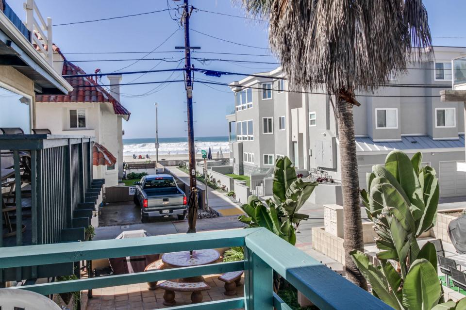 South Mission Oceanview Duplex 4 Bedroom - San Diego Vacation Rental - Photo 26