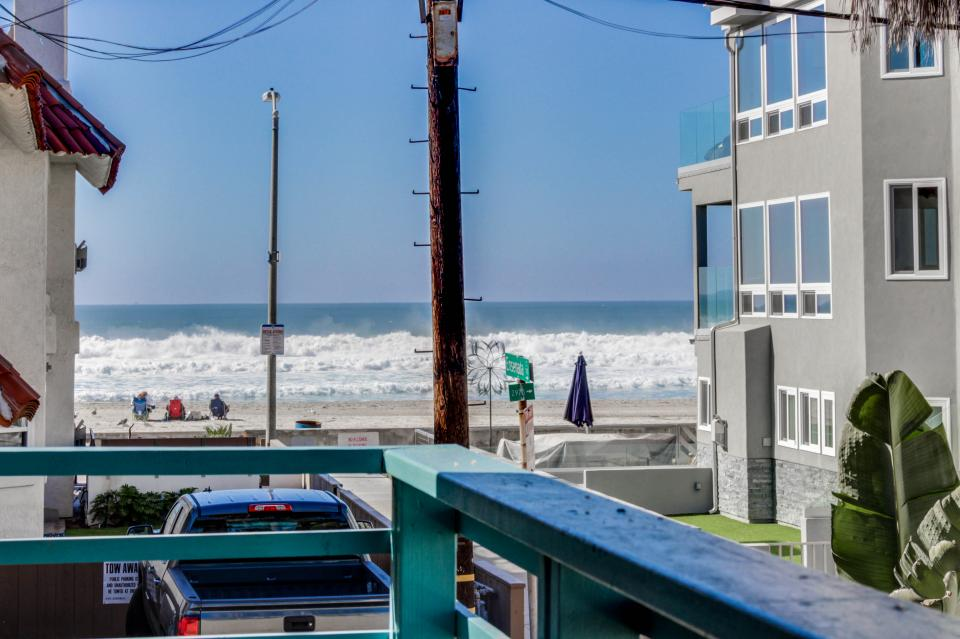 South Mission Oceanview Duplex 4 Bedroom - San Diego Vacation Rental - Photo 28
