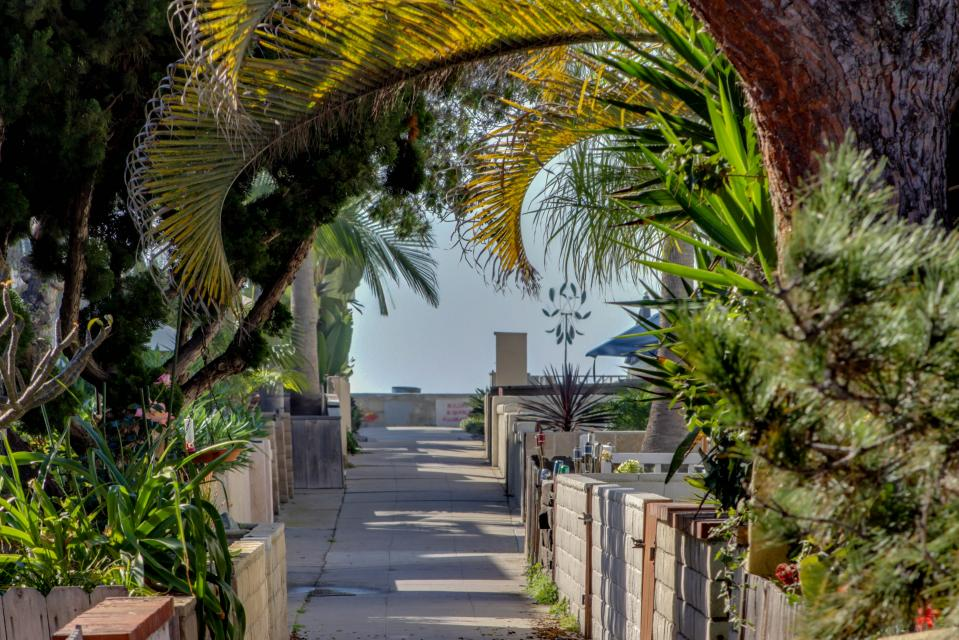South Mission Oceanview Duplex 4 Bedroom - San Diego Vacation Rental - Photo 24