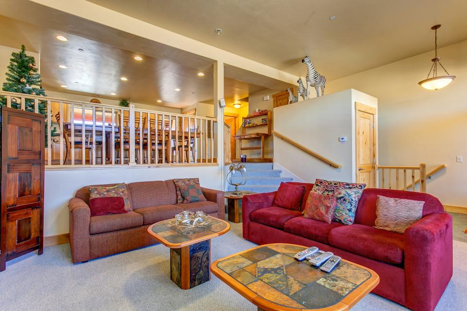 Large Luge Lane Home - Park City Vacation Rental - Photo 4