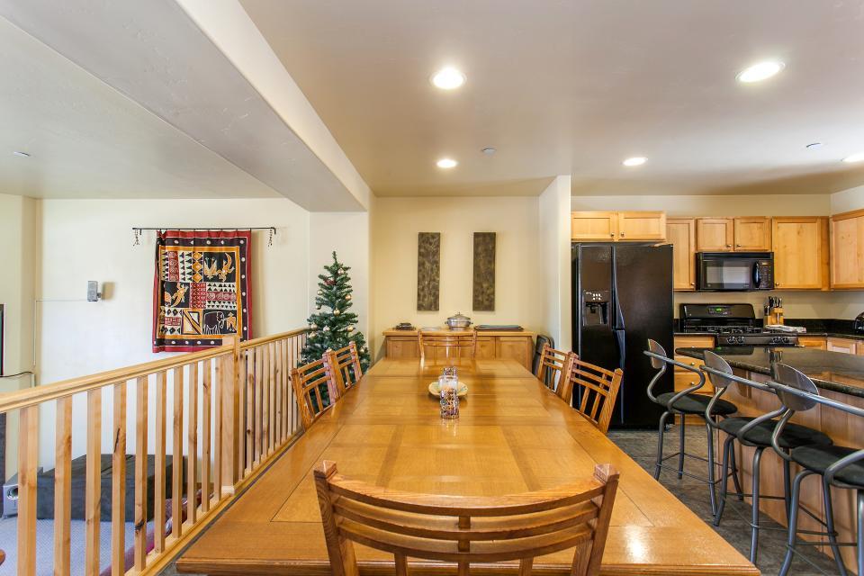 Large Luge Lane Home - Park City Vacation Rental - Photo 8