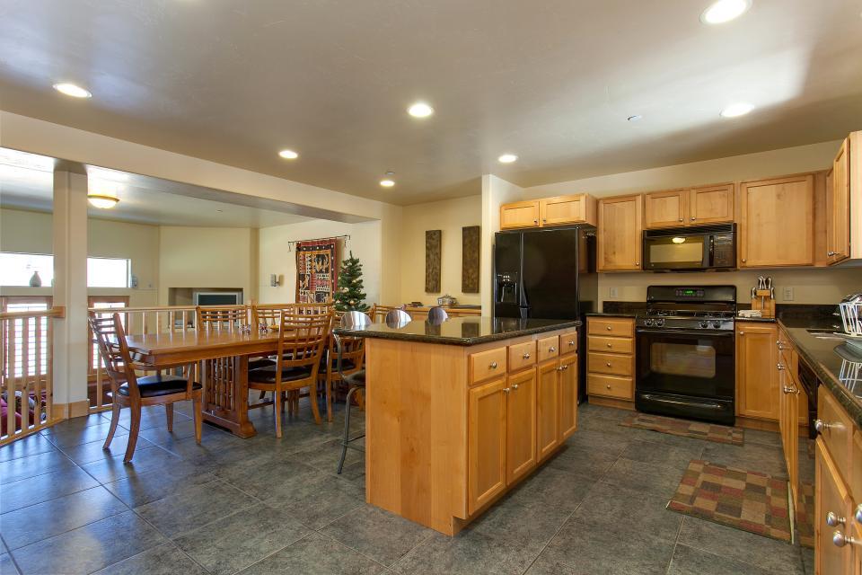 Large Luge Lane Home - Park City Vacation Rental - Photo 9
