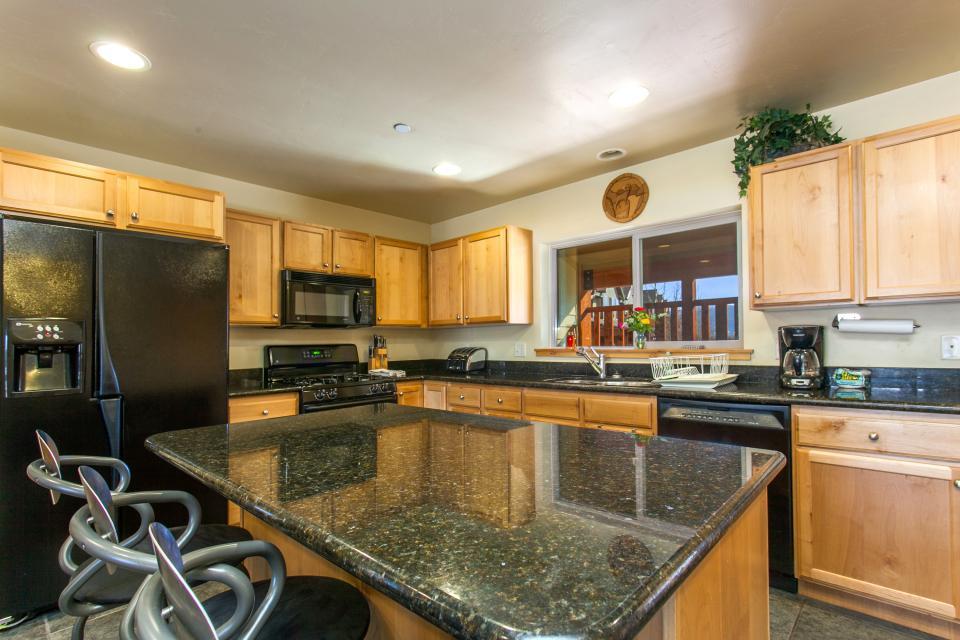 Large Luge Lane Home - Park City Vacation Rental - Photo 10
