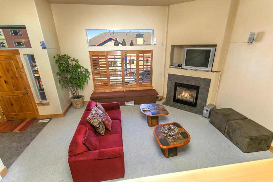Large Luge Lane Home - Park City Vacation Rental - Photo 6