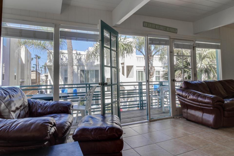 South Mission Oceanview Duplex - San Diego Vacation Rental - Photo 8