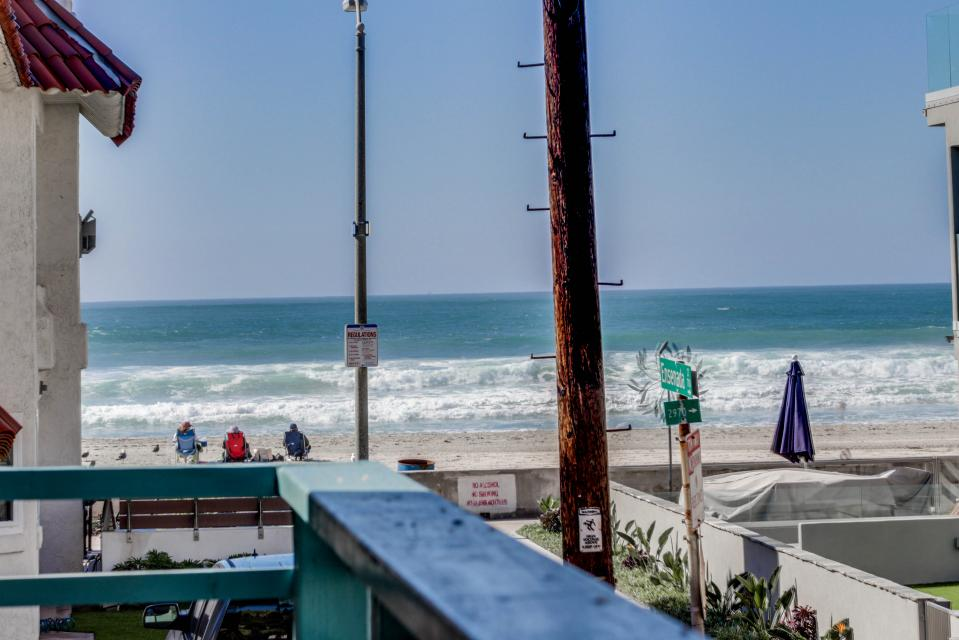 South Mission Oceanview Duplex - San Diego Vacation Rental - Photo 27