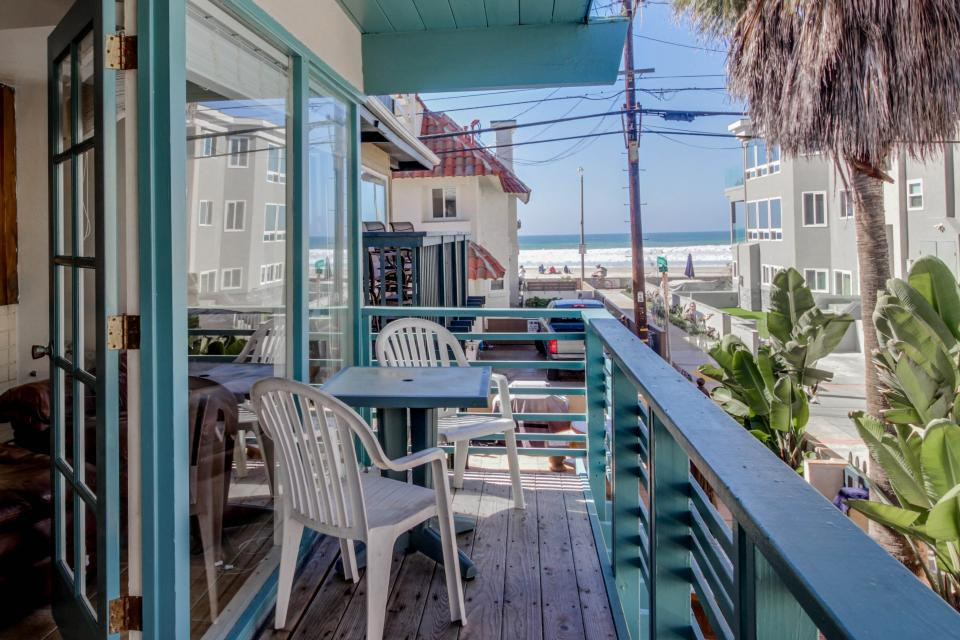 South Mission Oceanview Duplex - San Diego Vacation Rental - Photo 25