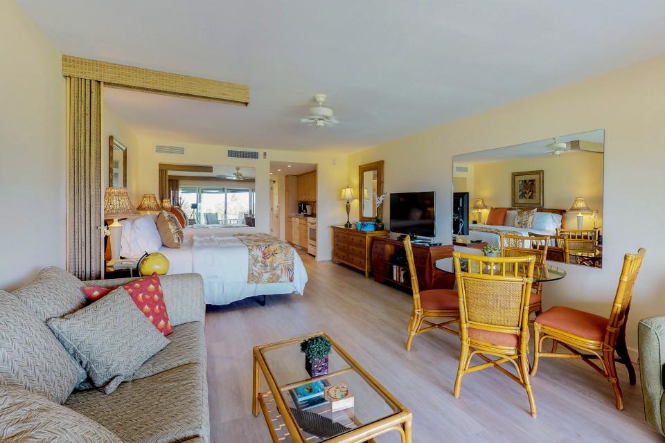 Maui Eldorado Resort A208 - Ka'anapali Vacation Rental