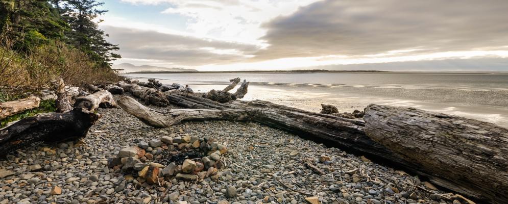 The northern oregon coast,