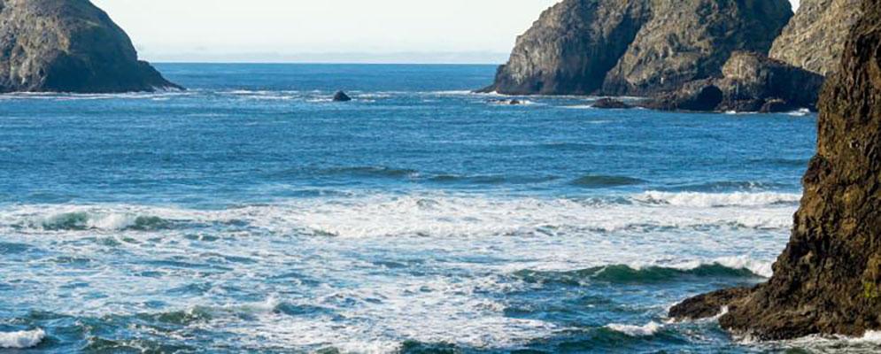 The oceanside inn,