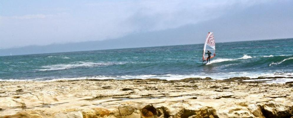 The central coast,