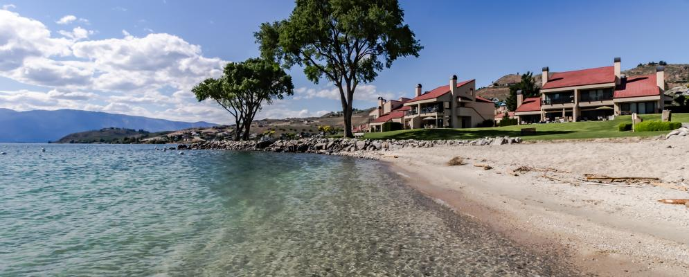 Lake chelan shores,