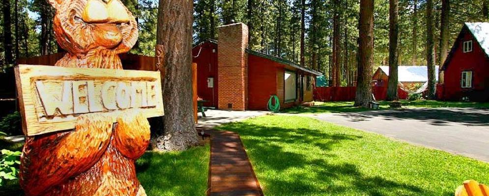 Spruce grove cabins,