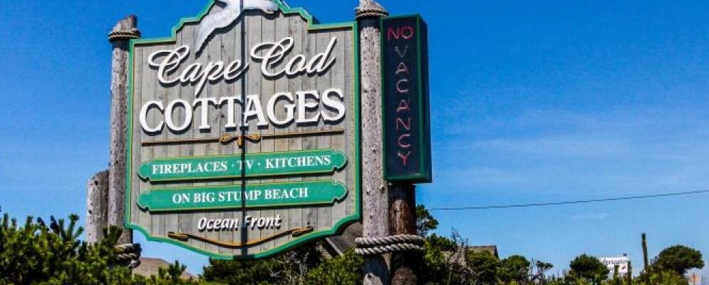 Cape cod cottages,