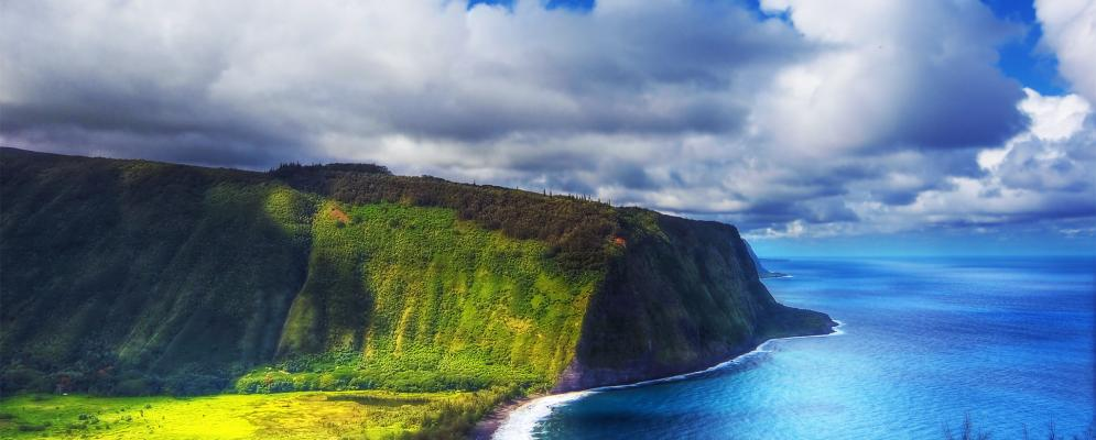 The big island, hawaii,