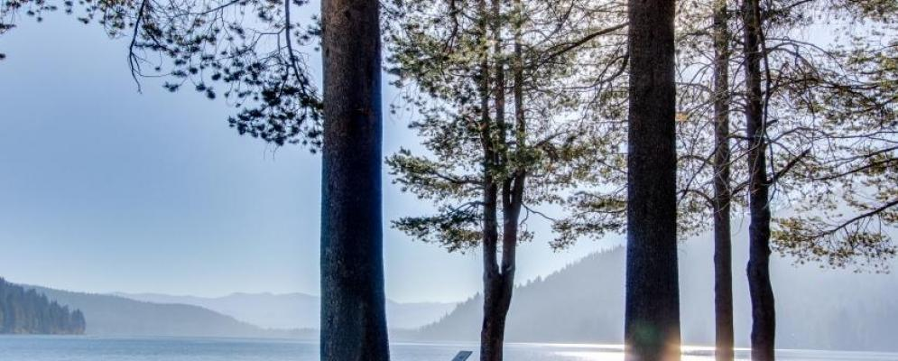 Donner lake,