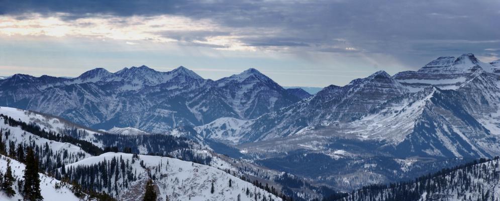 Alta ski resort,