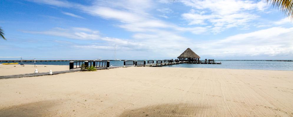 The placencia peninsula,