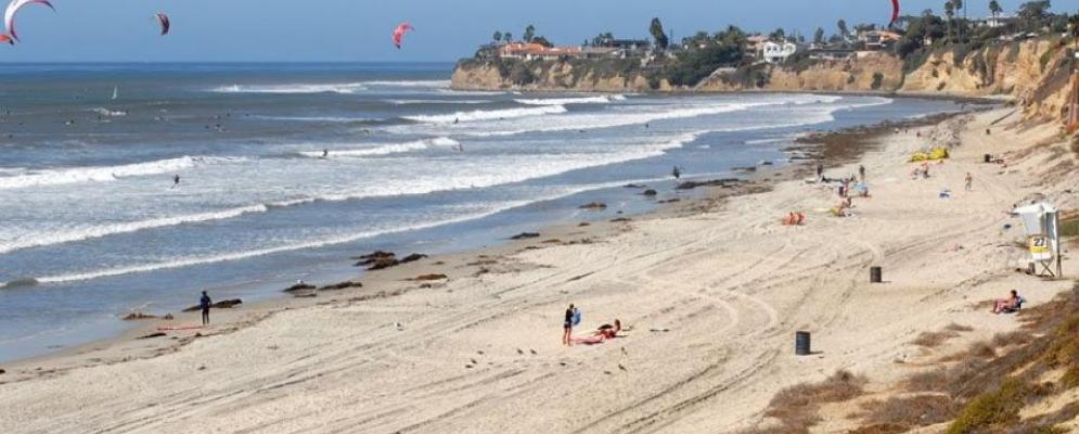 Pacific beach,