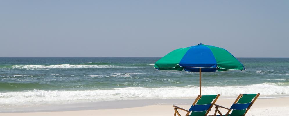 Florida's emerald coast,