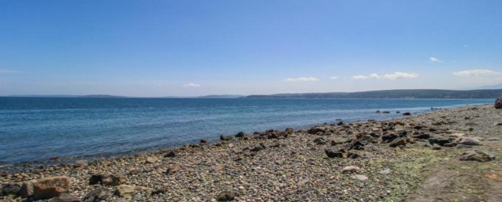 Marrowstone island,