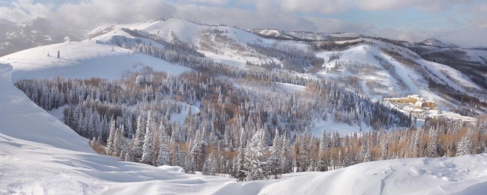 Deer valley resort,