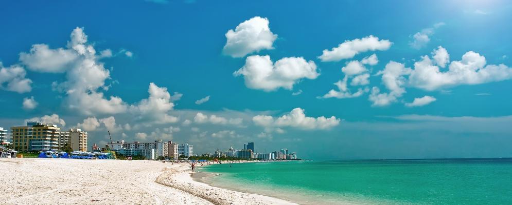 South beach,