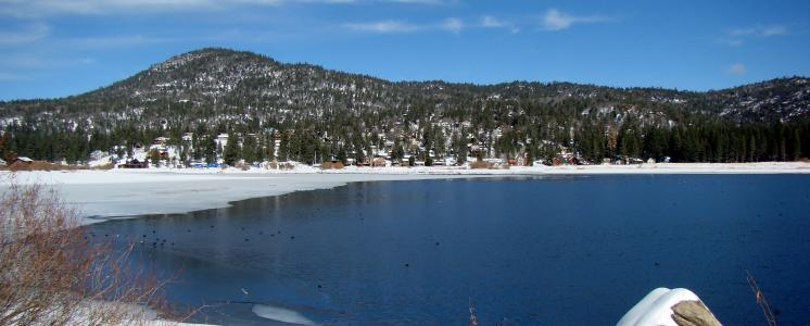Big bear city, CA
