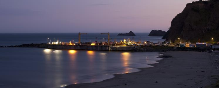 Port orford, OR