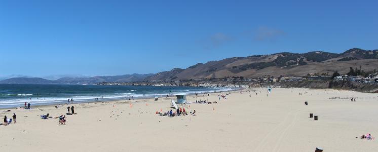 Pismo beach , CA